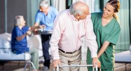 Реабилитация для пожилых людей